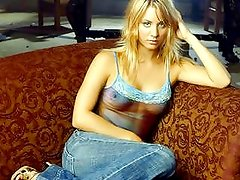 Kaley Cuoco - Shear Beauty