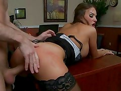 Hot As Hell Nika Noire Gets Fuck...