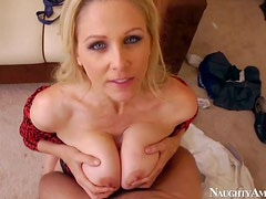 Julia Ann is an unfaithful wife that has a great