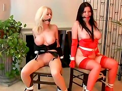 Two gorgeous and arousing pornstar hotties Anastasia Pierce and Emily enjoy in their time in