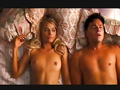 Margot Robbie Sex Scenes In The Wolf Of Wall Street