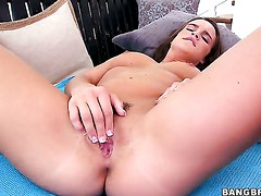 Teal Conrad with phat butt makes no