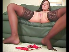 Cali Taylor Fingers And Masturbates Her Pink Pussy