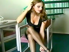 Sweetie gets horny and eager
