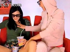 Unbelievable wowgirls smoking pussies