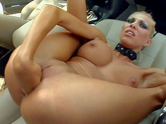 Clara G is a hot blooded blonde with perfect body.