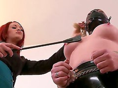 Angel Deelight and Paige Delight are into some serious