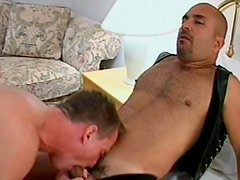 homosexual men have anal sex after giving a blowjob