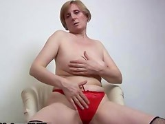 Horny old is penetrating