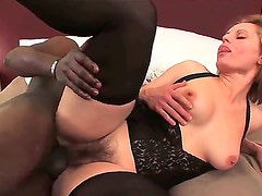 Precious blonde with natural medium boobs Magda getting passionately fucked