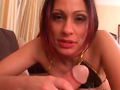 Cock loving big tits Persian sluts gets