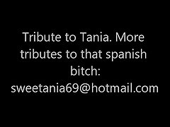 Tribute to tania