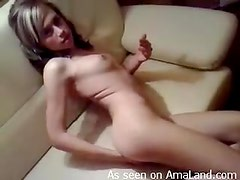 Cute girlfriend is into anal sex