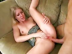 Alison and Justin Anal