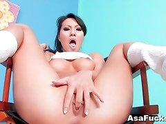 Naughty Director's Chair Solo