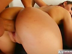 This round humps fuzz box acquires onto A oustanding cock. Her spicy cunny has pumped till A nice load is released deep inside her. the peak drips out of her freshly got laid pussy.