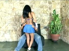 Indian girl gets her holes licked and fucked hard by her BF