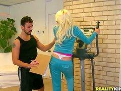 I Wish That I Am Her Personal Trainer