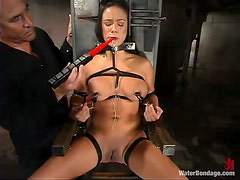 Some weird things are being used to torture Nadia