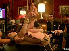 What can be more abusive that a hogtie suspension?