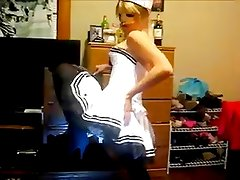 Sexy Masked Sailor Creampied