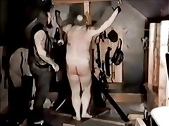 Retro Group Gay Extreme Bondage