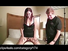 Hot Sybian Riding at Clips4sale.com
