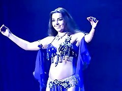 Alla Kushnir - Little Belly Dance Compilation