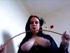 stooge you masturbate while watching this nice Mistress