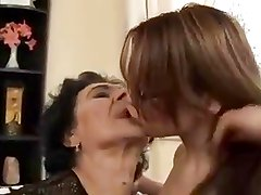 Mature and Milf Lesbians Fucking