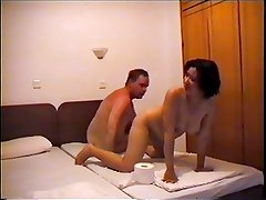 asian Pinoy wife want it doggystyle on holiday