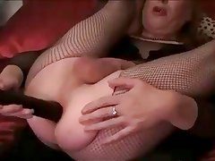 tvtaboo.Vita fucks herself with bat and cums