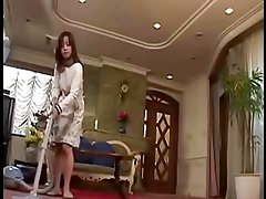 Japanese Housewife cheats on her Husband