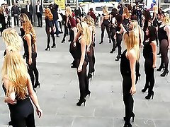 Playboy Flashmob