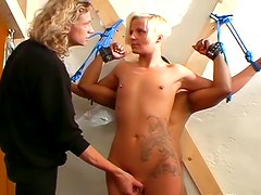 Mistress wants her submissives to fuck