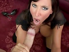 Sexy Milf Gives Amazing BJ!!!!!