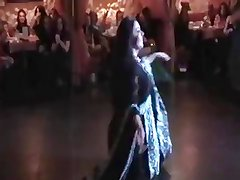 Alla Kushnir sexy belly Dance part 75