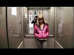 Teen from Elevator
