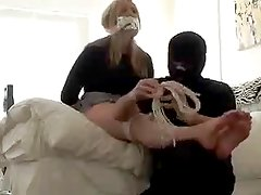 cuffed and gagged part 2
