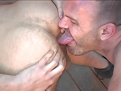 Cole Ryder (Daddy) rims and fucks Cole Ryan (Son)
