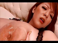 Giant tits asian  nice cock sensored but worth watch