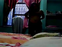 indian aunty megha rani exposing herself topless.