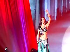 Alla Kushnir sexy belly Dance part 55