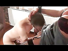 :- DOMINATED BY A SHEMALE BOSS -: ukmke video