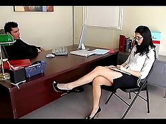 Jennifer Dark Has Some Anal In The Office