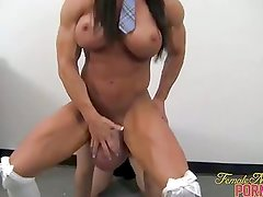 Angela Salvagno - Domme Detention 2 of 2