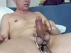 Load Block, 15 mm sound blocks the free squirt of my cum..