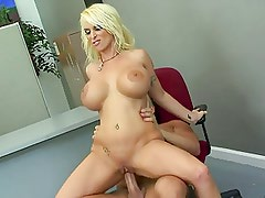 Gal Holly Halston Enormous Boobs Loves Humping