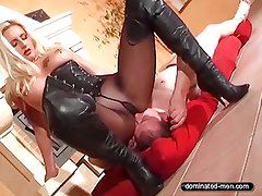 Lick Panty - Tease and Denial