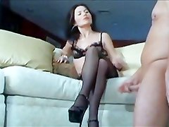 slave for the pleasure of masturbation Mistress